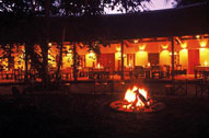 Fire at night - Sefapane Lodge & Safaris - Malaria Free - Mapungubwe Reservations